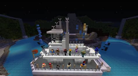 sw boat rides orlando fl virtual magic kingdom unofficially reborn on minecraft