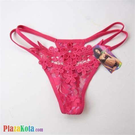 Celana Wanita Bunga by Jual Gs112 Celana Dalam Wanita Magenta Bunga