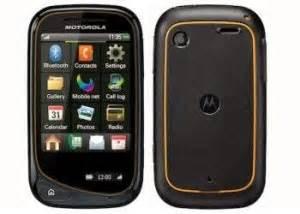 Hp Motorola Anti Air motorola wilder handphone layar sentuh murah yang tahan