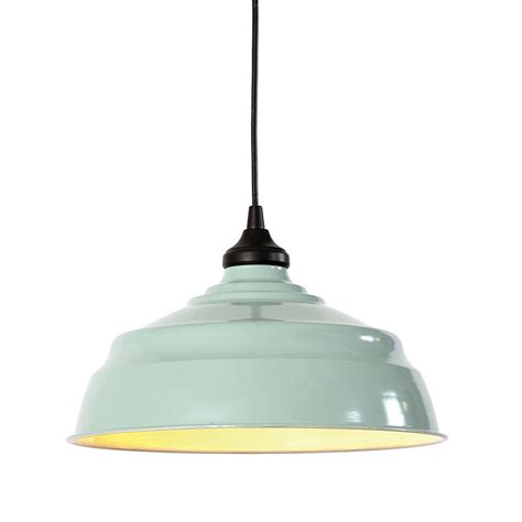 pendant ls without wiring large industrial metal shade with adapter for recessed can