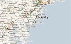 atlantic city us map atlantic city location guide
