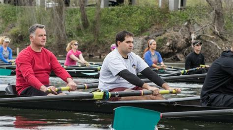 the row boat club adult learn to row program with the whitemarsh boat club