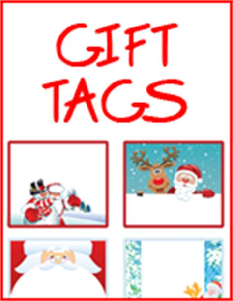 printable alphabet gift tags easy free letters from santa claus to children