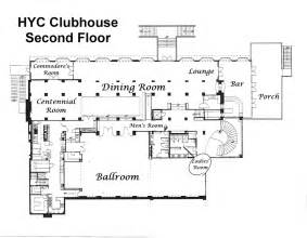 clubhouse floor plans houston yacht club