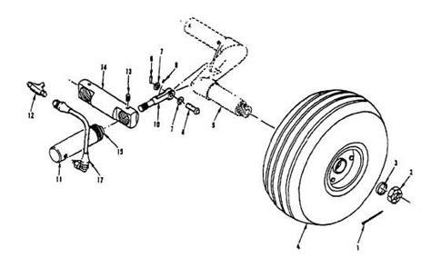 Hydraulic Ram Replacement Model 1730 Eg 100 Avum