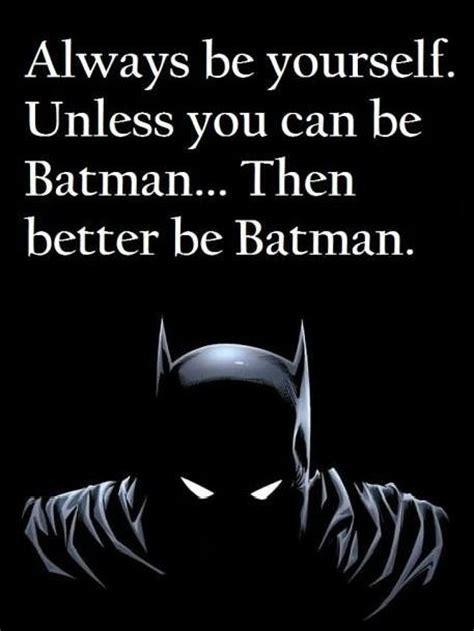 Batman Quotes Awesome Batman Quotes Quotesgram