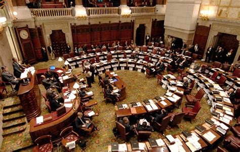 State Assembly Representative Pension Bills Hit Cuomo S Desk Empire Center For