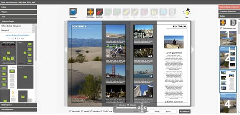 online photo layout creator mag glance make your magazine online print your magazine