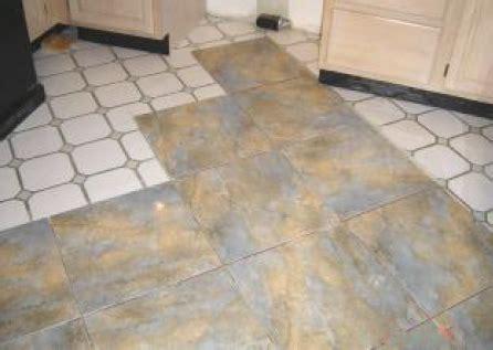 Consider Installing Floor Tiles Over An Existing Floor