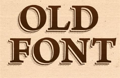 pattern font illustrator old font effect in illustrator iceflowstudios design