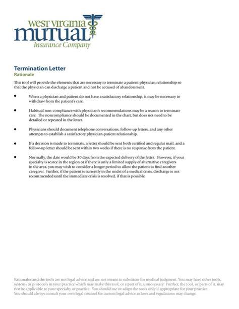 Patient Termination Letter For Non Payment staff reduction termination letter for free tidyform