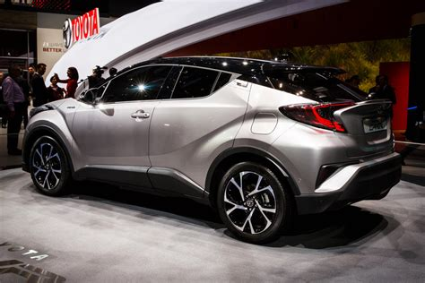 toyota s new c hr is the small crossover you ve been