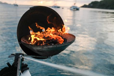 grill on a pontoon boat best pontoon boat grills top rated pontoon bbq grill