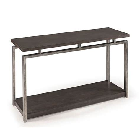 Metal Sofa Table Narrow Metal Sofa Table Bellacor