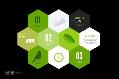 Infographics Design Template Illustrations Creative Market Free Graphic Templates