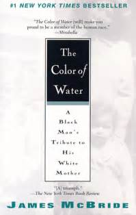 In Honor Of Black History Month A 5 Star Rating For The The Color Of Water Book
