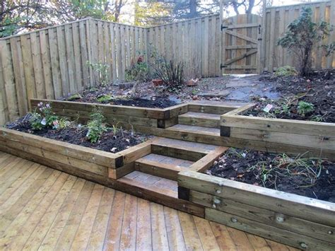 backyard wood retaining wall ideas projects to try