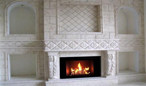 Precast Fireplace by Architectural Precast Fireplace Rob Branson Inc Icf