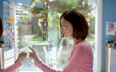 window technology corning s vision of our touchscreen future video