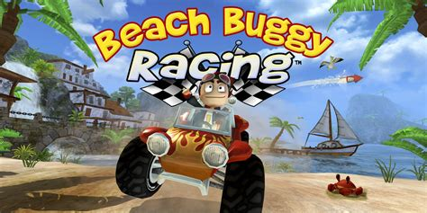 beach buggy racing nintendo switch  software
