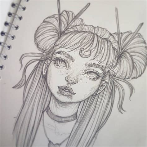 Sketches Drawings by Anthulu Anthuluart On Instagram Sailormoon Aesthetic