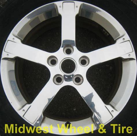 2008 saturn vue tire size saturn vue 5274p oem wheel 9598007 oem original alloy