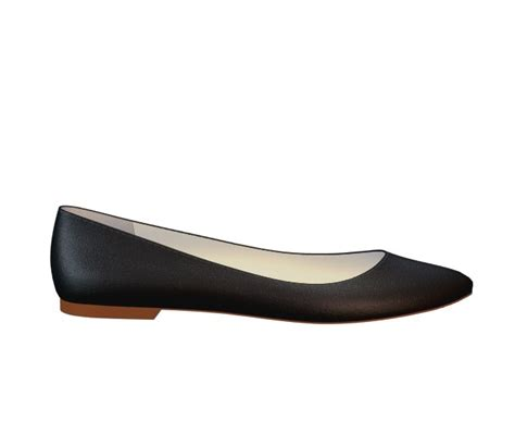 black ballet flats shoes black ballet flats design your own shoes of prey