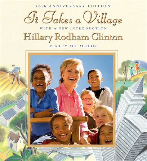 hillary clinton biography audiobook it takes a village audiobook by hillary rodham clinton