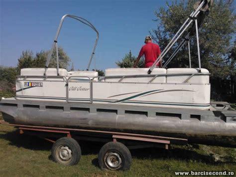 catamaran de vanzare vand catamaran gillgetter barcisecond vanzari