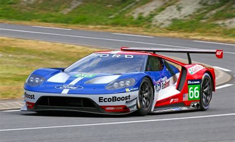 ford gt lm official 2016 ford gt lm gte
