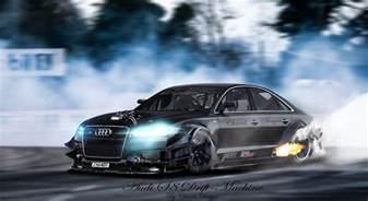 Audi Drifting Audi S8 Drift Machine By Chandsdesigns On Deviantart