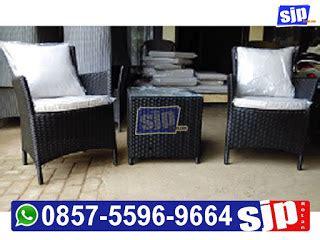 Kursi Rotan Bandar Lung grosir furniture rotan sintetis provinsi gorontalo jual