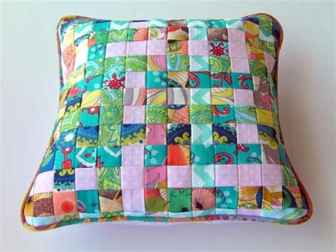 Sew What Upholstery by Woven Fabric Pillow Cover For Sewing Chair So Sew Easy