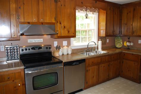 painting knotty pine kitchen cabinets pine kitchen cabinets painting knotty randy gregory