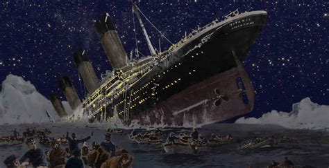 Titanic Sinking by The Sinking Of Rms Titanic