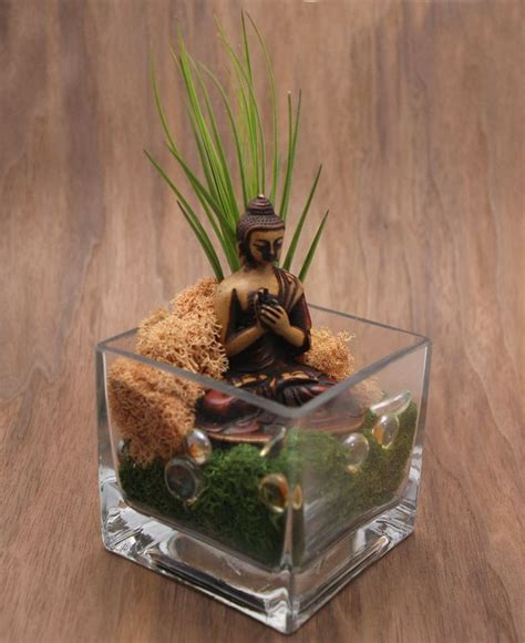 zen decorations buddha living terrarium jade hindu deities and potpourri