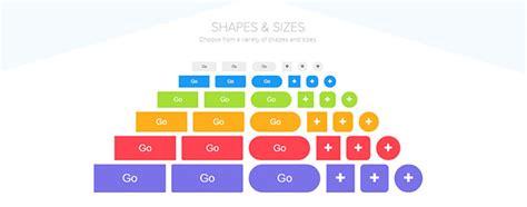 12 modern stylish css3 buttons web graphic design 8 modern flat css buttons web graphic design bashooka
