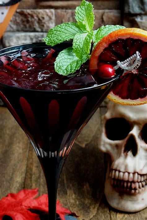 halloween themed cocktails 30 whimsy and bold tropical halloween ideas digsdigs