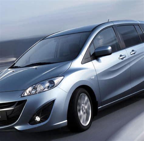 neue vans minivans fur familien 2010 mazda 5 2 das autoblog familien van die nummer f 252 nf von mazda lebt welt