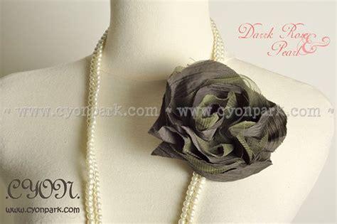 Kalung Unik Kalung Permata Hitam Kalung Black Pearl New Accessories Collection Butik Shop Tas Pesta