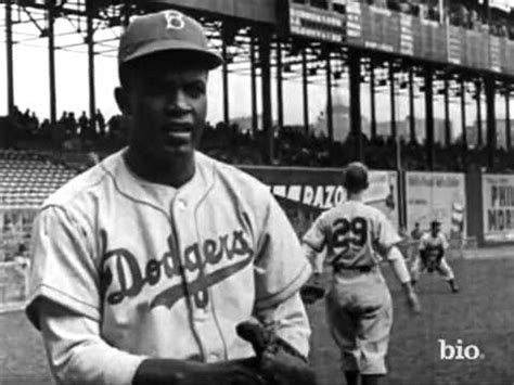 biography facts about jackie robinson jackie robinson biography youtube