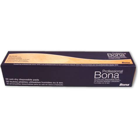 Bona AT0003002 Pro Series 18 inch Disposable Pads