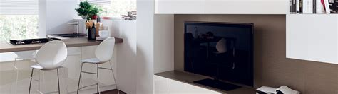 tv cucina come posizionare la tv in cucina
