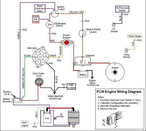 starter solenoid wiring correctcraftfan forums