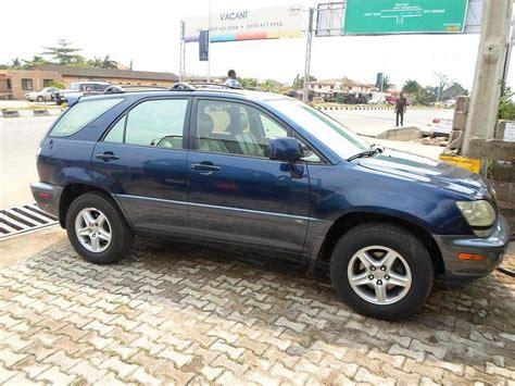 registered 2003 lexus rx300 4 wheel drive price n1 5m