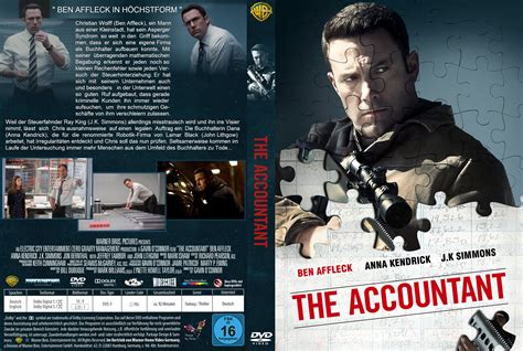 the accountant the accountant german dvd covers