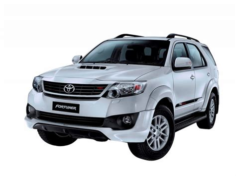 Toyota Edition Toyota Fortuner Trd Sportivo Limited Edition Launched At
