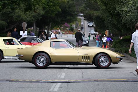 corvette 1968 stingray 1968 chevrolet corvette stingray l88 coupe supercars net