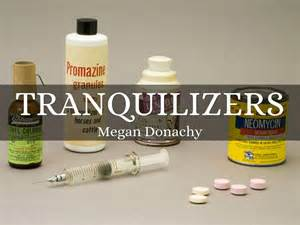 Tranquilizer Used For Detox by Tranquilizers By 1503100