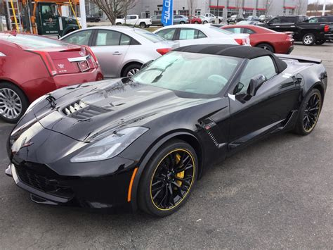 just delivered 2016 corvette z06 convertible c7 r